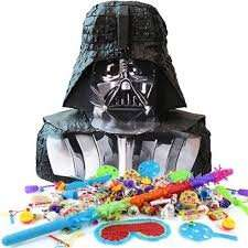 Star Wars Darth Vader Pinata Kit £8.54 [Free C&C] @ Tesco Direct
