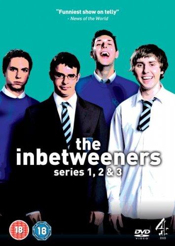 [Used] The Inbetweeners: Series 1-3 DVD £1.43 (Using Code) @ Music Magpie