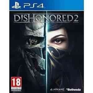 Dishonored 2 (PS4) £22.75 @ ebay via gamesdirectlimited