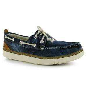 Timberland Canvas Boat Shoes Ladies from £74.99 to £21.00 - (+£4.99 P&P/C&C) @ Sports Direct