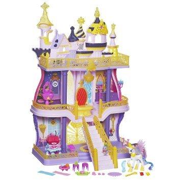My Little Pony Cutie Mark Magic Canterlot Castle Playset £29.99 Amazon