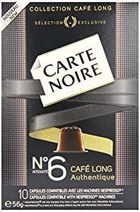 Carte Noire Nespresso pods pack of 10 scanning at  £1 in B&M instore