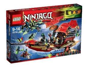 Lego Destinys Bounty reduced to £69.99 from £99.99, LEGO SAH.