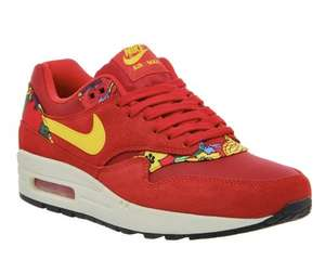 Nike Air Max 1Red Aloha Printwas £96.99NOW £40 @ office
