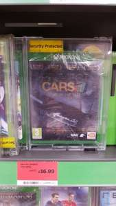 Project Cars GOTY edition Xbox One @ Sainsburys (instore) £16.99