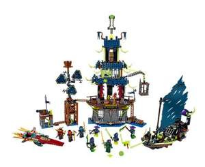 Lego Ninjago City of Stiix 70732 - £62.99