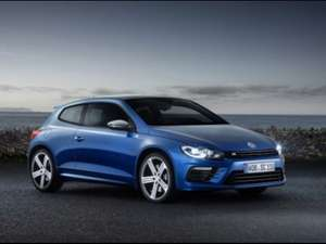 Volkswagen Scirocco R 2.0 TSI 276BHP, £33K RRP 3dr Lease deal £183.35 p/m, 23+9 months + £360 admin fee, 5000 miles p/a (£6339 total)