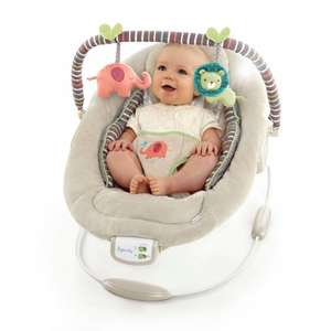 Comfort & Harmony Cradling Bouncer in Cozy Kingdom was £50 now £30 @ Amazon / Asda (Free C&C) **Cheapest**