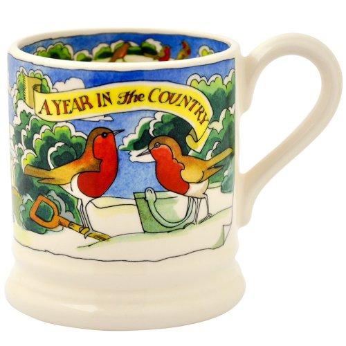 Emma Bridgewater 1/2 pint mug £6.50 + £5 postage or free postage over £25 spend