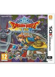 Dragon Quest VIII: Journey of the Cursed King (3DS) £27.85 @ Base