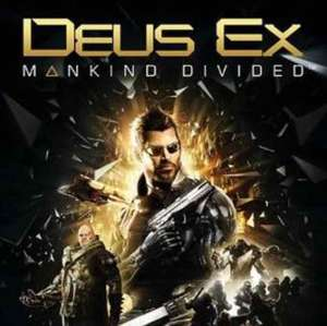 Deus Ex: Mankind Divided £13.19 @ Humble Bundle STEAM