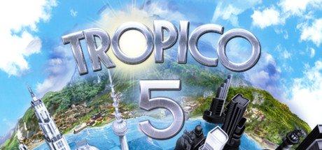 Tropico 5 (PC Steam) sale. 75% off £4.74