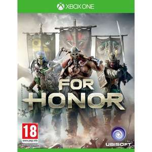 [Xbox One/PS4] For Honor-£37.99(£37.85 @ SimplyGames)/Sniper Elite 4-£34.99/ Ghost Recon: Wildlands-£37.99/[PS4]Resident Evil 7: Biohazard-£37.99 (Using Code) (Smyths)