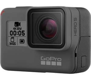 GOPRO HERO5 Action Camcorder - Black £309 @ PCWorld/Currys