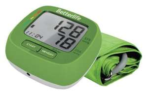Betterlife Digital Upper Arm Blood Pressure Monitor £13.89 fast delivery @ Lloyd's pharmacy eBay.