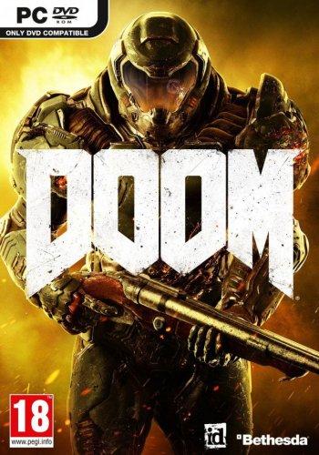 Doom PC  @ Humble Store (Steam key) - £13.19