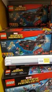 Lego Marvel Super Heroes - 76048 £12.48 instore @ Tesco