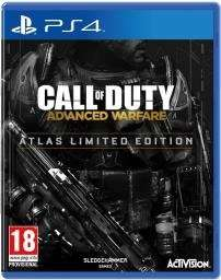 Call of Duty: Advanced Warfare - Atlas Limited Edition Inc Steelbook (PS4/XO) £7.99 Delivered (Pre Owned) @ Grainger Games