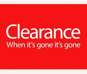 Tesco Direct Clearance