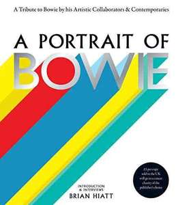 A Portrait of Bowie. Kindle Ed. Was £25.00 now 99p