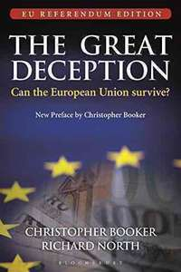 The Great Deception: Secret History. Kindle Ed. Was £20.00 now £2.39.
