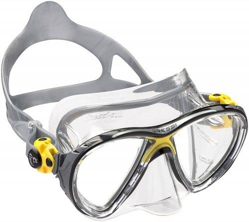 Cressi Big Eyes Evolution Crystal Dive Mask £15.99 Prime / £19.98 Non Prime @ Amazon