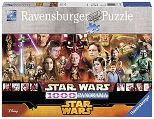 Star Wars 1000 piece Ravensburger Panorama Puzzle £3.99 C&C @ Argos