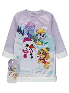 Paw Patrol Nightdress with Door Hanger £1.50 @ George, Asda. Free click and collect!