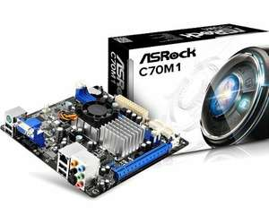 Asrock motherboard and cpu £32.98 Amazon