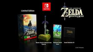 breath of the wild special edition (Nintendo Switch) - £79.85 @ ShopTo