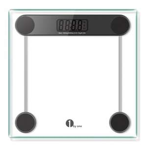 Beau Digital Body Weight Bathroom Scales £7.99 Prime (non Prime Add £1.99) By