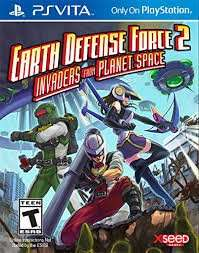 Earth defense force 2 (PS Vita) - £9.89 @ 365games