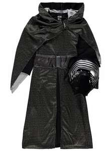 Star Wars Kylo Ren Fancy Dress Costume @ Asda online (Click & Collect) - £3