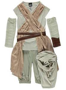 Star Wars Rey Fancy Dress Costume £3 @ Asda (Click &Collect)