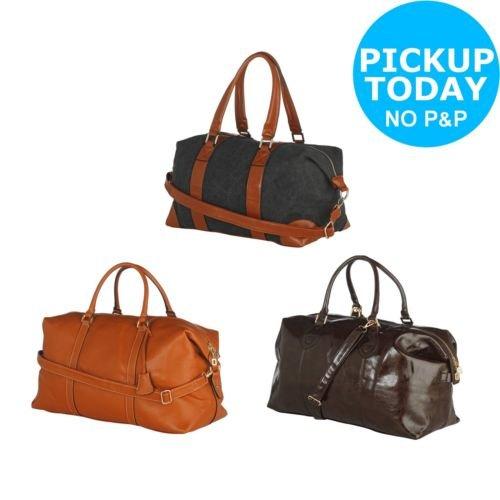 Go Explore Signature Weekend Bag from ebay Argos - £13.04
