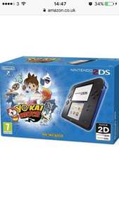 Nintendo 2DS with yokai watch at Amazon for £79.99