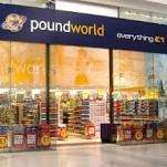 Poundworld- All Christmas stock now 10p (seen in Belfast)