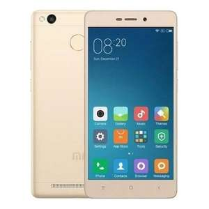 Xiaomi Redmi 3S Gold 5 Inch 16GB 4G Dual SIM Unlocked & SIM Free - Debenhams Plus for £130