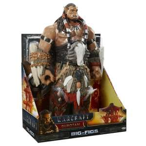 world of warcraft bigi figure £12.99  instore @ Home Bargains