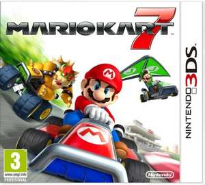 Mario Kart 7 Nintendo 3DS in stock Free P&P £27.99 @ Amazon