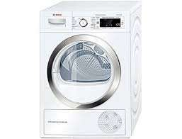 Siemens WT46W381GB Heat Pump Tumble Dryer with A++ Energy Rating & 7kg Capacity in White £449 instore @ Hughes