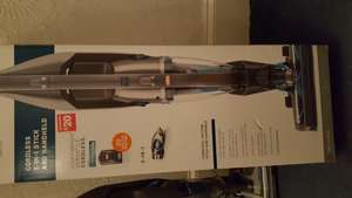 Vax Air Cordless Vacuum & Handheld £20 clearance instore B&Q Carlisle