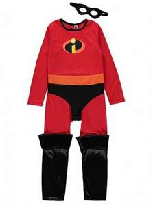 Disney Violet from The Incredibles Fancy Dress Costume reduced from £8 to £3 online at Asda