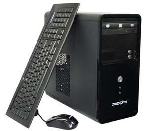 Zoostorm Pentium G2030 Desktop PC, 500GB HDD, 4GB RAM, DVD-RW, Win 8.1 New, £104.99 Zoostorm @ eBay