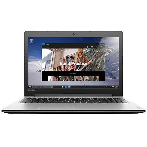 "Lenovo Ideapad 310 Laptop, Intel Core i7, 8GB RAM, 2TB, 15.6"" Full HD, Silver £449.99 @ John Lewis"