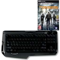 Logitech G410 RGB Mechanical Keyboard + Tom Clancy's: The Division @GAME.co.uk - £49.99