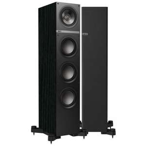 KEF Q500 Speakers (Pair) in Black - £349 @ Superfi