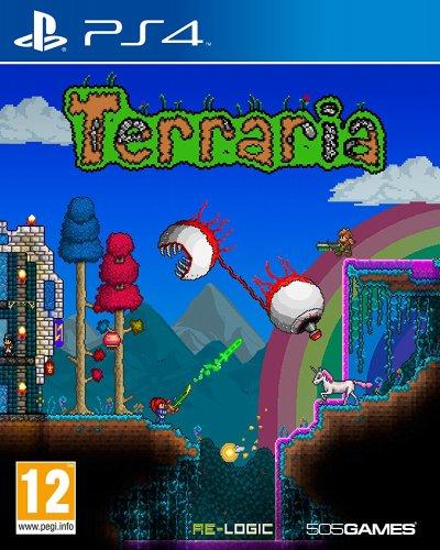 Terraria PS4/Xbox One £12.49 & Argos (C&C)