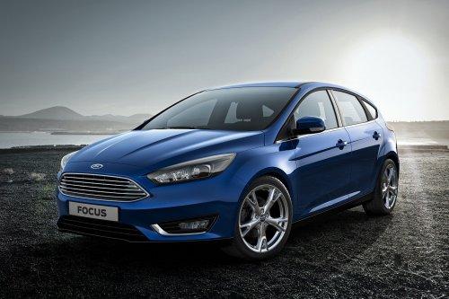 Ford Focus hatchback 1.0 ecoboost St-line 125 Navigation 5 door  1+23 8000 miles £194.10 inc vat per month +  £298.80 fee £4957.20 @ Fleet Prices
