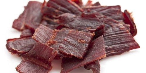 Tescos Beef Jerky 25g £0.89!!! + High Protein £3 meal deal @Tescos Instore/Online